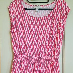 EUC Loft dress size s